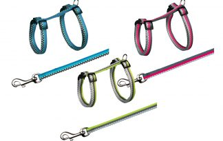 Trixie Cat Harness with Leash