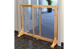 Trixie Dog Barrier hout