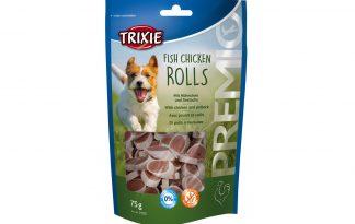 Trixie Premio Fish Chicken Rolls