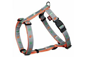 Trixie Silver Reflect H-Harness