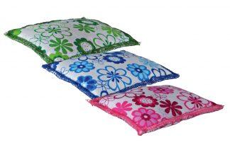 Trixie Valerian Cushion Cotton