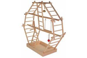 Trixie vogelspeelplaats Wooden Ladder