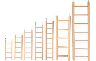 Trixie vogelspeelgoed houten trapje