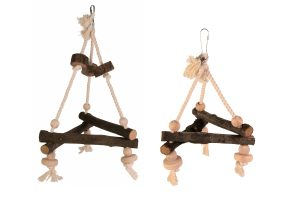 Trixie Natural Living Swing On Rope touwschomme