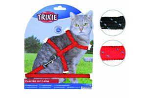Trixie kattenharnas compleet verstelbaar en reflecterend