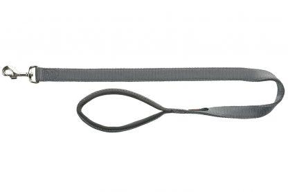 Trixie looplijn Premium grafiet grijs