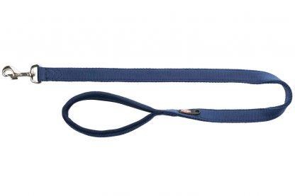 Trixie looplijn Premium Indigo blauw