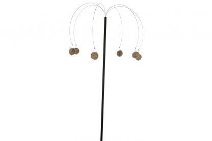 Deze Trixie Palm mezenbolhouder is ideaal wanneer u meerdere vetbollen wil plaatsen.