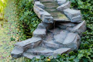 V-Tech Garden Stream Set 105 waterval compleet