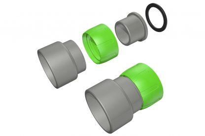 Velda UV-C Pipe Connector