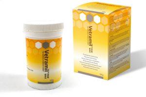 Vetramil Paw Wax honingwas 120 gram