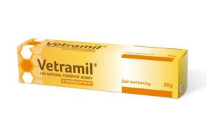 Vetramil Hongingzalf 30 gram