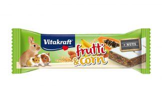 Vitakraft Frutti & Corn fruitreep met noten