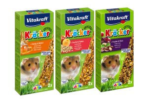 Vitakraft kräckers voor hamsters