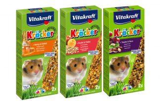 Vitakraft kräckers voor hamsters