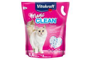 Vitakraft Magic Clean kattenbakvulling Silica