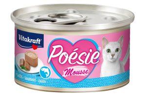Vitakraft Poésie Mousse zalm