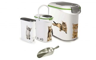 Voercontainers kattenvoeding