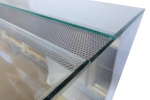 Volglas terrarium Eco - staand