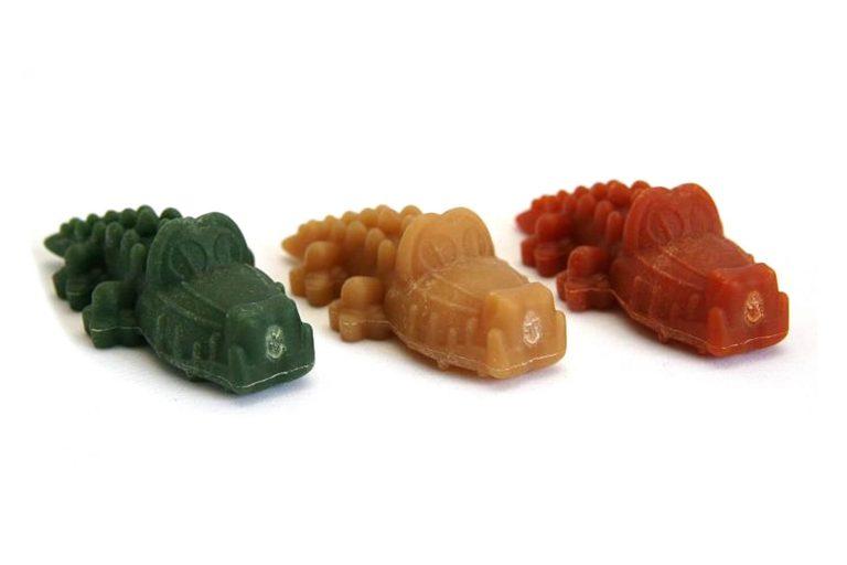 Whimzees kauwsnacks zijn niet alleen heel erg lekker, maar ook erg goed voor de gezondheid van het gebit.