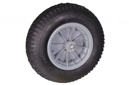 Reserve wiel 400x8 4ply met PVC velg