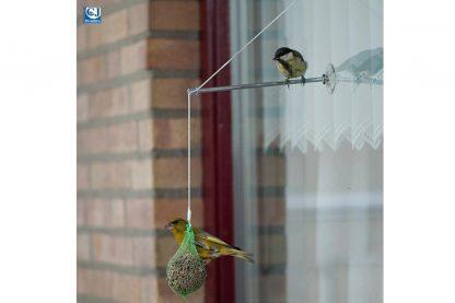 Wildbird Birdswing raamvoedersysteem