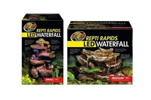 ZooMed ReptiRapids LED Waterfall