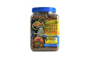 ZooMed Natural Aquatic Turtle Food Growth 212 gram