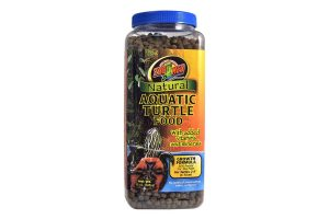 ZooMed Natural Aquatic Turtle Food Growth 368 gram