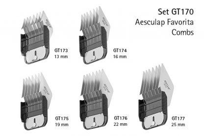 Aesculap GT170 Favorita opzetkammen