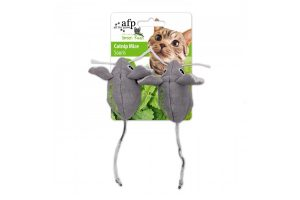AFP Green Rush Catnip Mice