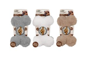 AFP Lambswool Plush Bone