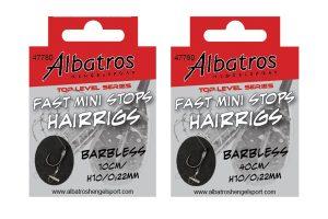 Albatros Fast Mini Stops zonder weerhaak