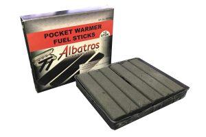 Albatros koolstiften voor handwarmer