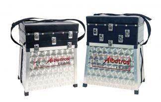 Albatros aluminium zitmand ABS