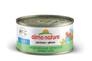 Almo Nature HFC Light - kip met aloë