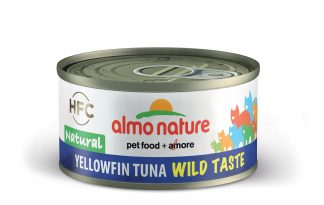 Almo Nature HFC Natural - geelvis tonijn Wild Taste