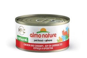 Almo Nature Legend - kip en garnaaltjes