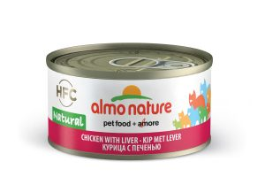 Almo Nature Legend - kip en lever