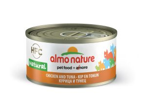 Almo Nature Legend - kip en tonijn
