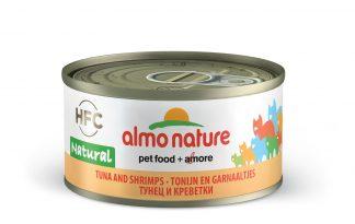 Almo Nature Legend - tonijn en garnaaltjes
