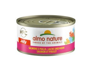 Almo Nature Legend - zalm met kip