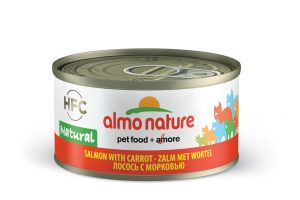 Almo Nature Legend - zalm met wortel