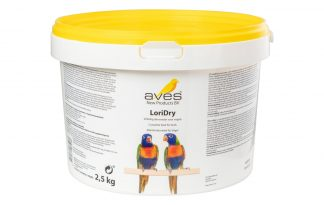 Aves LoriDry droogvoeder