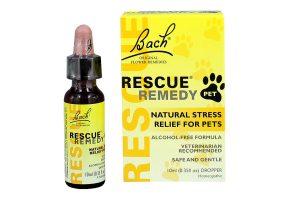 Back Rescue Pet Druppels is een 100% natuurlijke oplossing voor stress.