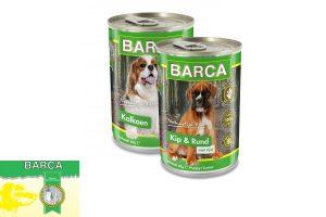 Barca hondenvoeding