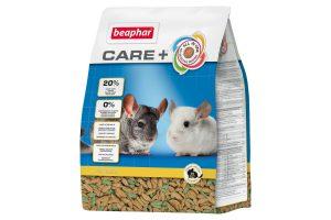 Beaphar Care+ chinchillavoeding 1,5 kg