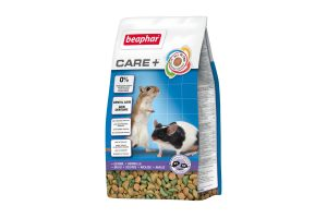 Beaphar Care+ gerbil/muizenvoeding 250 gram