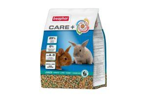 Beaphar Care+ Junior konijnenvoeding 1,5 kg