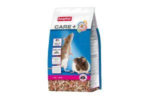 Beaphar Care+ rattenvoeding 750 gram